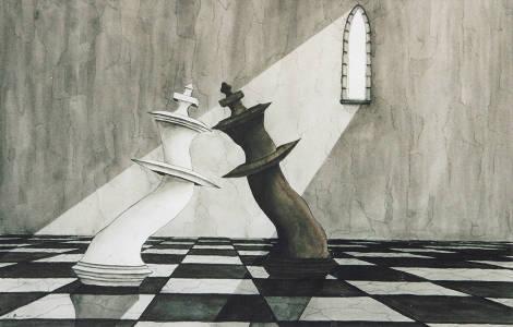 schach matt I